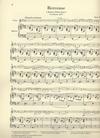 HAL LEONARD Faure, G. (Rahmer, ed.): Berceuse, Op. 16, urtext (violin & piano)