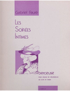 Faure, Gabriel: Berceuse (violin or viola or cello & piano)