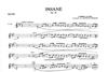 Southern Music Company Faure, Gabriel: Pavane (flute & piano)(violin & piano)