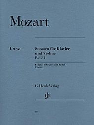 HAL LEONARD Mozart, W.A. (Seiffert, ed.): Sonatas, Vol. 1, urtext (violin and piano)