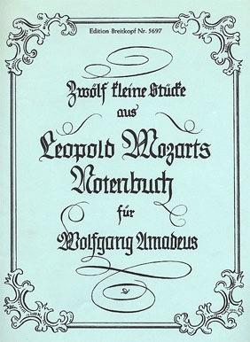 Mozart, W.A.: 12 Little Pieces (Violin & Piano)