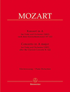 Barenreiter Mozart, W.A. (Hogwood): Concerto in A K622 (Viola & Piano)