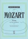 Mozart, W.A. (Marguerre): Sonata in Bb Major - ARRANGED (viola & piano) Breitkopf & Härtel