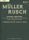 Muller, J.F. & Rusch, H.W.: String Method, Bk.1 (viola)