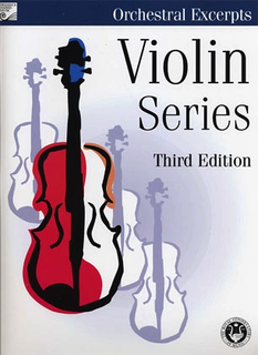Royal Conservatory of Music Violin Orchestra Excerpts-3rd Edition