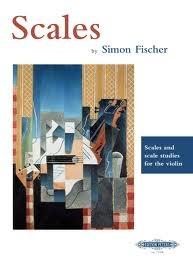 Fischer: Scales (violin) PETERS