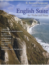 Carl Fischer Fitzgerald, R. Bernard (Dorf): English Suite (violin & piano)