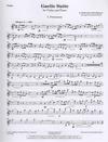 Carl Fischer Fitzgerald, R. Bernard (Dorf): Gaelic Suite (violin & piano)