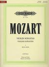 Mozart, W.A. (Eisen) : Violin Sonatas Vol.1 (violin & piano)  PETERS