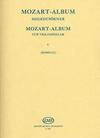 HAL LEONARD Mozart, W.A. (Dobszay): Mozart Album Sonata Movements (violin & piano)