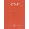 Barenreiter Mozart, W.A.: Early Viennese Sonatas (piano & violin)