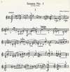 HAL LEONARD Markov, Albert: Sonata #1 (Violin Solo)