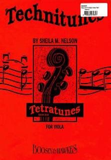HAL LEONARD Nelson, S.: Technitunes (2 violas)