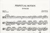 Novacek (Arnold): Perpetual Motion for Viola & Piano