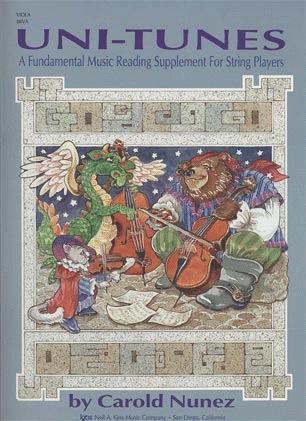 Nunez, C.: Uni-Tunes (viola)
