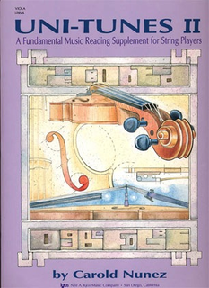 Nunez, C.: Uni-Tunes II (viola)