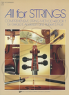 Anderson & Frost: All for Strings, Bk.1 (piano accompaniment)