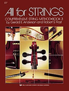 Anderson & Frost: All for Strings, Bk.3 (violin)