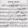 LudwigMasters Foote, Arthur: Drei Characterstucke Op.9 (violin & piano)