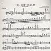 HAL LEONARD Nero, Paul (Zabach): Hot Canary (violin & piano)