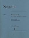 HAL LEONARD Neruda, J.B.G. (Pilkova/Gerlach, ed.): Sonata in A minor, urtext (violin and basso continuo/piano)