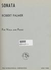 Carl Fischer Palmer, Robert: Sonata (Viola)