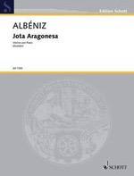HAL LEONARD Albeniz, I.: Jota Aragonesa (violin and piano)