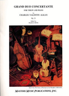 Ludwig Masters Alkan, Charles Valentin: Grand Duo Concertante OP.21 (violin & piano)   Out of Print