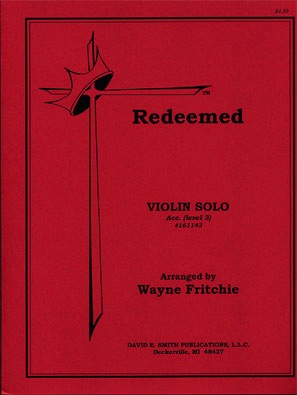Fritchie, W.P.: Redeemed (violin & piano)
