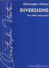 HAL LEONARD Norton, C.: Diversions (violin & piano)