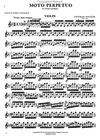 International Music Company Novacek, Ottokar (Gingold): Moto Perpetuo (violin & piano)