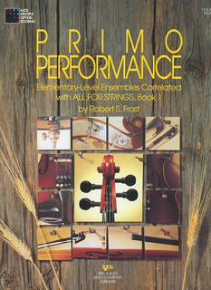 Frost, Robert: Primo Performance Bk.1 (3 violas)