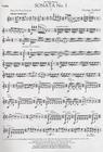 HAL LEONARD Antheil, George: Sonata #1 for Violin & Piano