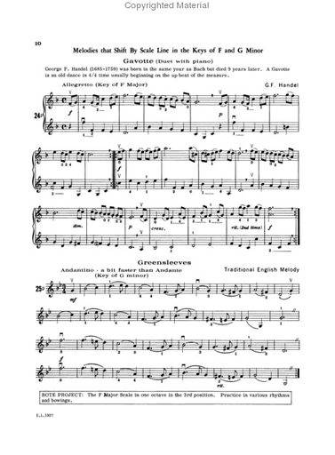 Alfred Music Applebaum: Third and Fifth Position, Belwin Course for Strings (violin) Alfred