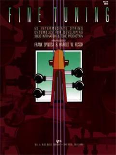 Spinosa, F. & Rusch, H.: Fine Tuning (violin)