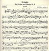 Gade, Niels Wilhelm: Sonate #2 in d minor Op.21 (violin & piano)