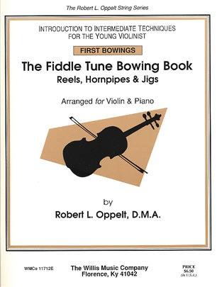HAL LEONARD Oppelt: Fiddle Tune Bowing (violin)