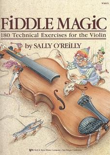 O'Reilly: Fiddle Magic (violin)