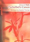 Pachelbel (Thomas): Canon (violin & piano)