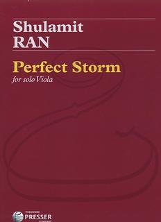 Carl Fischer Ran: Perfect Storm (viola)