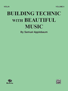 Alfred Music Applebaum, S.: Building Technic with Beautiful Music Vol.2 (violin)