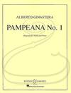 HAL LEONARD Ginastera: Pampeana No.1 (violin & piano) Boosey & Hawkes