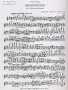 LudwigMasters Glazunov, Alexander: Meditation Op.32 (violin & piano)
