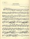 Glazunov, Alexander: Concerto in A minor, Op.82 (violin & piano)