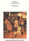 LudwigMasters Auric, Georges: Sonata (violin & piano)