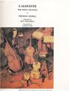 LudwigMasters Glinka, Mikael (Auer): L'Alouette (violin & piano)