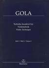 Barenreiter Gola, Zdenek: Violin Technique, Vol. 2