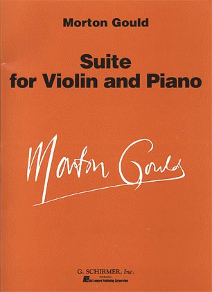 HAL LEONARD Gould, Morton: Suite (violin & piano)