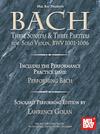 Bach, J.S. (Golan): Three Sonatas & Three Partitas for Solo Violin