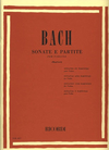 HAL LEONARD Bach, J.S. (Maglioni): Six Sonatas & Partitas (violin)
